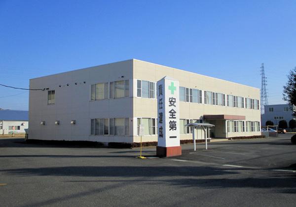 3rd製品別(8_自動搬送システム)_上部高崎工場事務棟